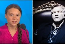 greta thunberg, meat loaf