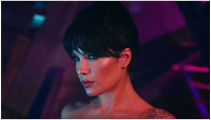 """Halsey gets an electro-pop remix from Tiesto for """"You Should Be Sad"""""""