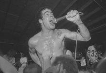Henry Rollins Black Flag 1983