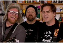 Jimmy Eat World, NPR Tiny Desk The Middle