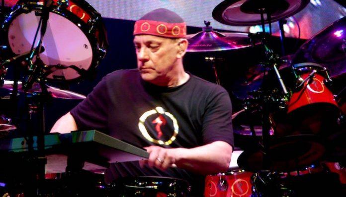 Neil Peart Rush RIP Dead