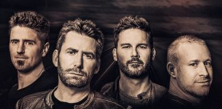 Nickelback 15 year anniversary tour