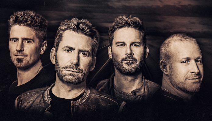 Nickelback 15 year anniversary tour