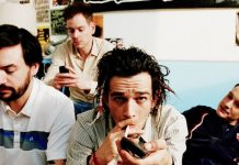 the 1975, matty healy, reading and leeds