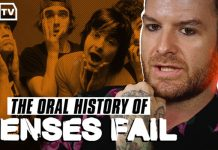 SENSES FAIL HISTORY VIDEO VIDEO