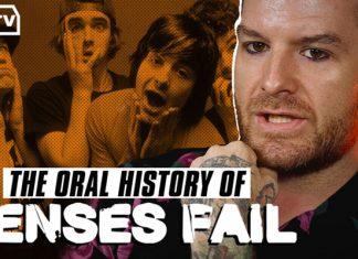 SENSES FAIL HISTORY VIDEO VIDEO