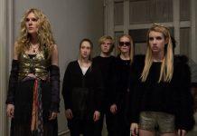 american horror story coven sarah paulson evan peters