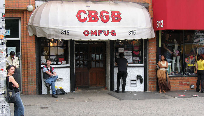 Dr. Martens pays tribute to punk birthplace CBGB with new
