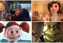 creepy animated characters