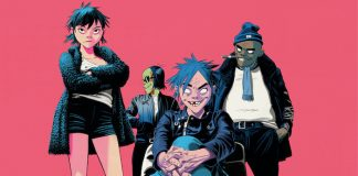 Gorillaz tease 'Song Machine Theme Tune'
