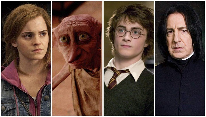 Which 'Harry Potter' character are you based on your music taste?