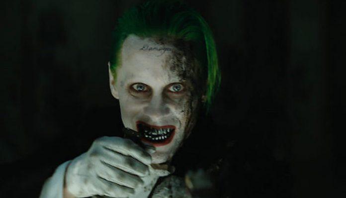 Jared Leto Suicide Squad Joker