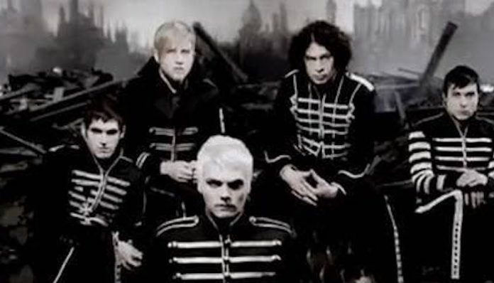 my chemical romance the black parade