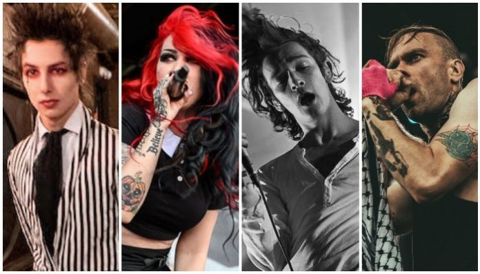 10 bands who should open for a dream My Chemical Romance return tour