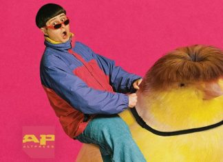 oliver tree alternative press cover