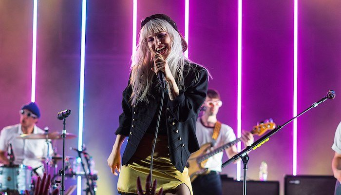 """Hayley Williams wants """"vital and relevant"""" Grammys rock awards televised"""