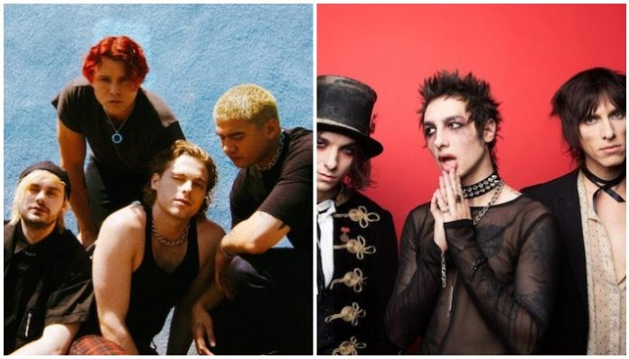 5 Seconds of Summer/ Palaye Royale