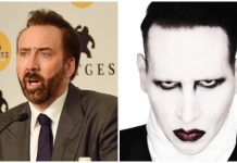 Nic Cage/Marilyn Manson