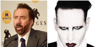 Nic Cage/Marilyn Manson