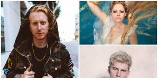 We The Kings Travis Clark Avril Lavigne Machine Gun Kelly collab