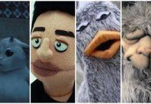 scene mascots