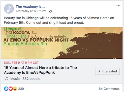the academy is almost here