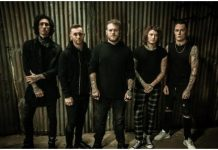 asking alexandria, falling in reverse, like a house on fire tour