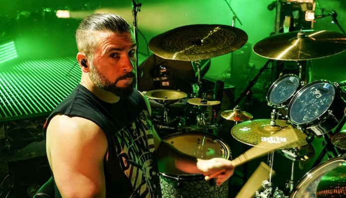 John Dolmayan system of a down