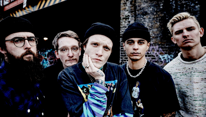 "Neck Deep embrace being a ""Lowlife,"" detail 'All Distortions Are Intentional'"