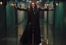 Ozzy Osbourne/Jason Momoa