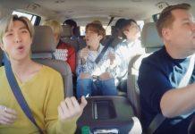 Carpool Karaoke/BTS/Post Malone