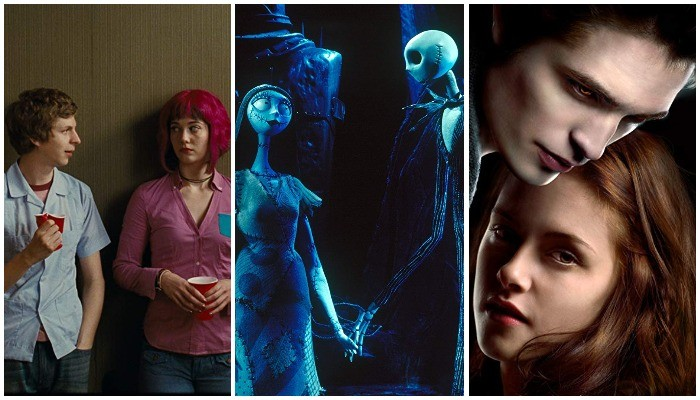 Which alternative movie couple are you based on your music taste?