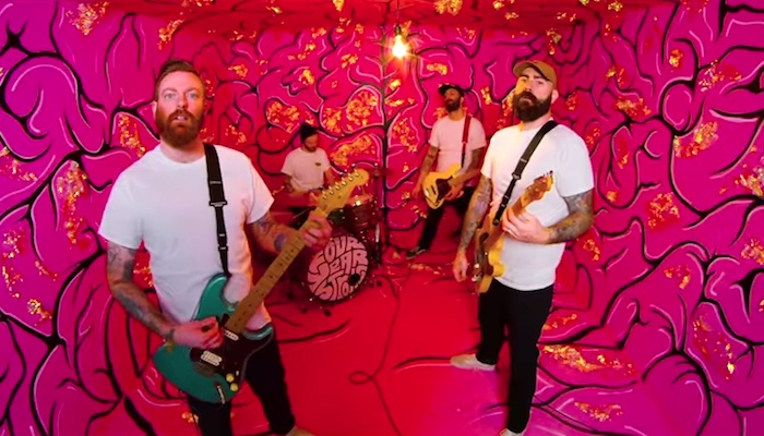 "Four Year Strong can't shake the infectious ""Get Out Of My Head"""