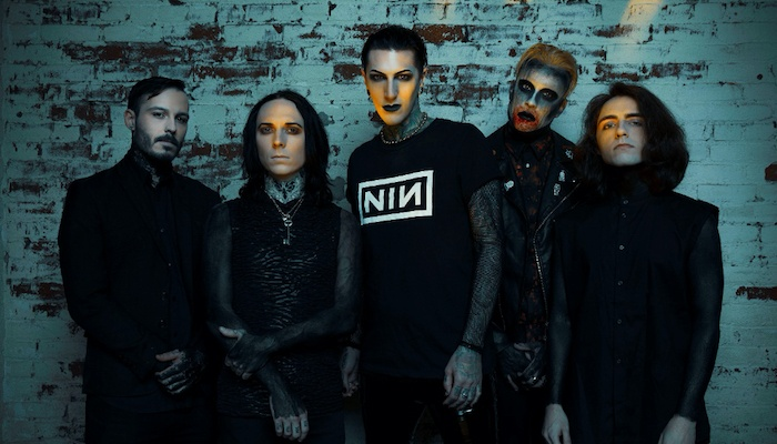 Motionless In White plot the Black And Blue tour with Knocked Loose , more