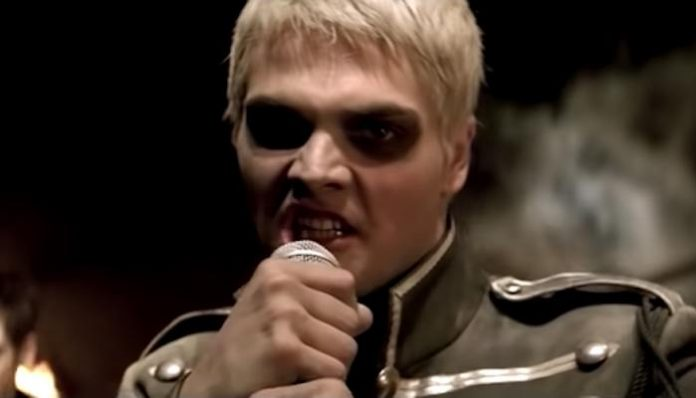 my chemical romance famous last words gerard way