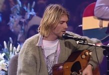 nirvana mtv unplugged kurt cobain