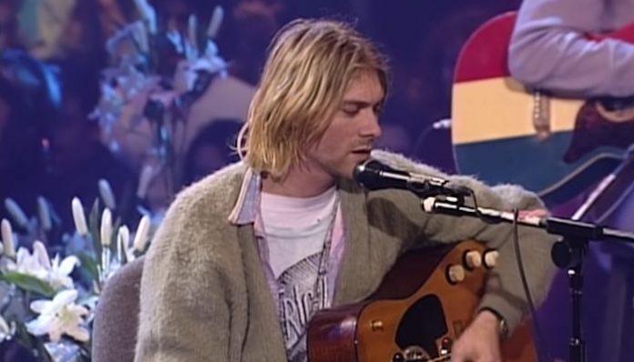 nirvana mtv unplugged kurt cobain
