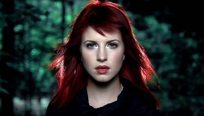 paramore decode hayley williams simmer