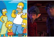 The Simpsons/Disney Onward