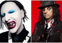 shock rock marilyn manson alice cooper