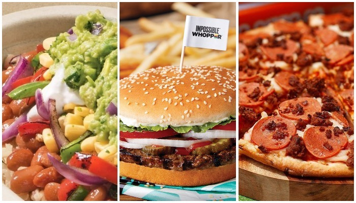 Top 10 vegan-friendly fast-food places to hit up on the road
