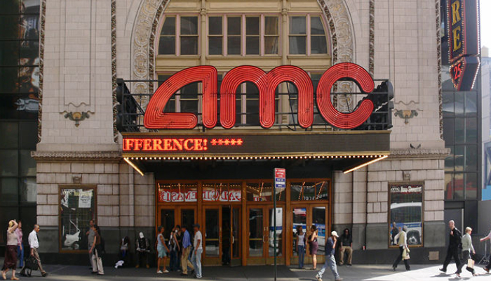 AMC Theatres adopts 'social distancing' measures to curb coronavirus