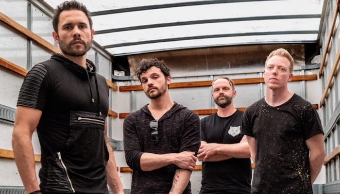 Apparently Trapt's new album only sold 600 copies but they say it's wrong