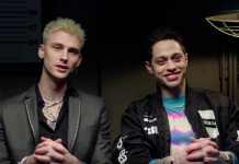 Machine Gun Kelly MGK Pete Davidson
