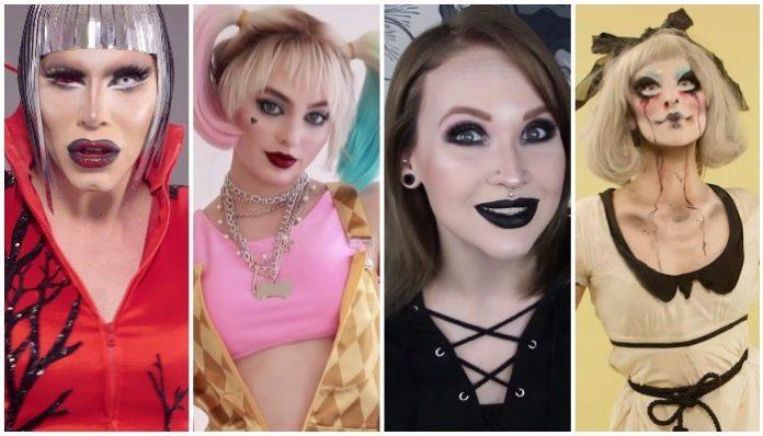 alternative makeup tutorials