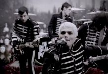 my chemical romance the black parade frank iero