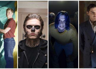 Evan Peters American Horror Story AHS Ranking