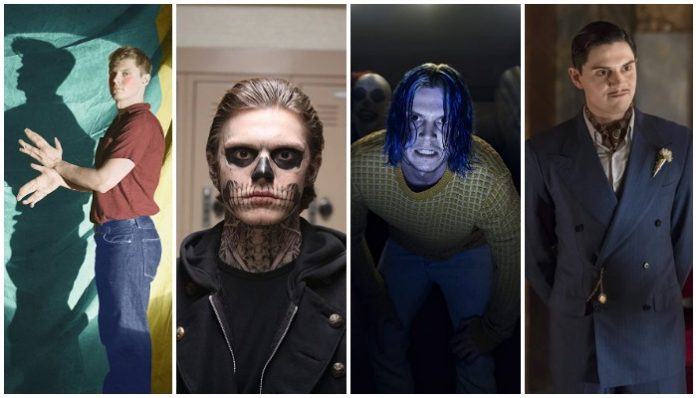 Evan Peters American Horror Story AHS Ranking