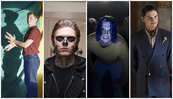Evan Peters 'American Horror Story' roles, ranked - Alternative Press