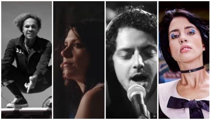 political musicians 2020